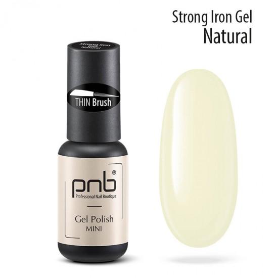 Strong Iron Gel Natural, 4 ml