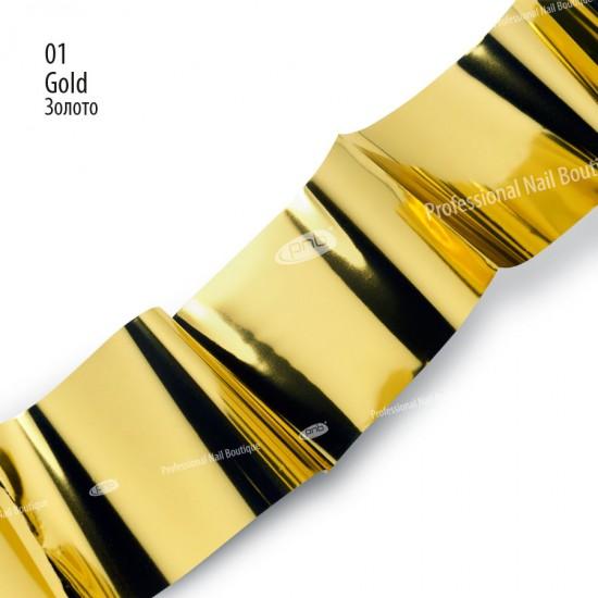 Фольга для литья PNB 01 Gold