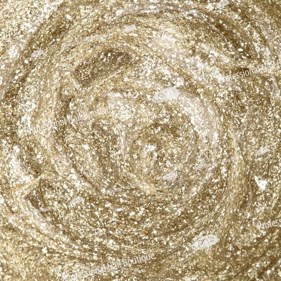 Гель паста с шиммером золото / Shimmer Gel Paste PNB 02