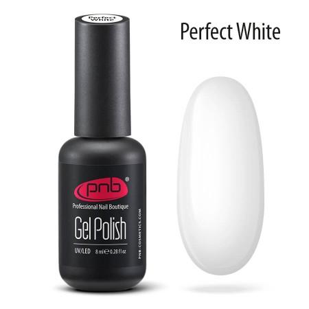 Гель лак Perfect White PNB, 8 мл