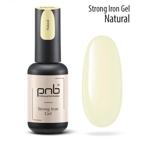 Гель-архитектор Strong Iron Gel Natural 8 мл