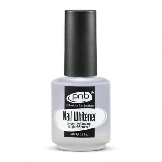 Отбеливающее покрытие для ногтей / Nail Whitener, 15 ml